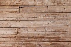 Fundo de placas de madeira velhas do vintage fotografia de stock royalty free