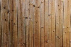 Fundo de placas de madeira foto de stock royalty free