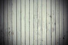 Fundo de placas de madeira pintadas Imagens de Stock