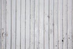 Fundo de placas de madeira pintadas velhas Fotografia de Stock Royalty Free