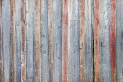 Fundo de placas de madeira velhas Imagem de Stock