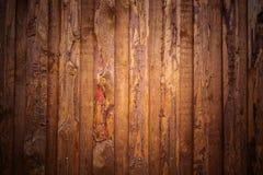 Fundo de placas de madeira velhas Fotografia de Stock Royalty Free