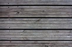 Fundo de pranchas de madeira Fotos de Stock Royalty Free