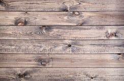 Fundo de pranchas de madeira claras Foto de Stock Royalty Free