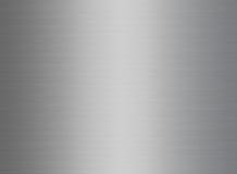 Fundo de prata da textura Foto de Stock Royalty Free