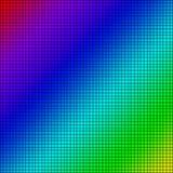 Fundo de quadrados coloridos Imagem de Stock Royalty Free