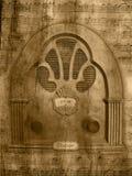 Fundo de rádio do grunge do vintage Imagem de Stock