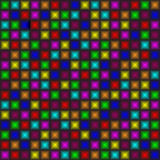Fundo de repetição colorido Fotografia de Stock