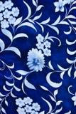 Fundo de Rose Fabric Fotografia de Stock Royalty Free