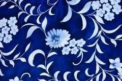 Fundo de Rose Fabric, fragmento Foto de Stock Royalty Free