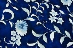 Fundo de Rose Fabric, fragmento Imagem de Stock Royalty Free