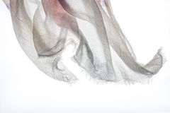 Fundo de sopro do branco do vento de Sjawl foto de stock royalty free