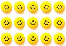 Fundo de sorriso Imagem de Stock