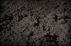 Fundo de superfície da textura do solo Imagem de Stock Royalty Free