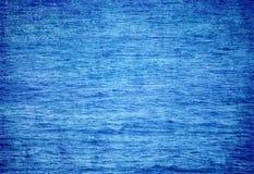 Fundo de superfície da textura do teste padrão da água do mar Fotos de Stock