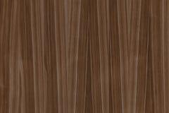Fundo de superfície de madeira marrom escuro da textura da estrutura da árvore da madeira da noz imagem de stock