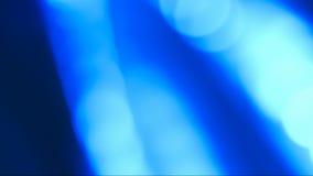 Fundo de título azul abstrato filme