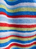 Fundo de toalha Imagem de Stock Royalty Free