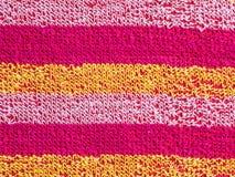 Fundo de toalha de praia Imagem de Stock