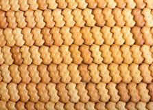 Fundo de um biscoito Fotos de Stock Royalty Free