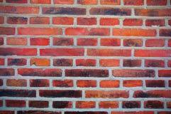Fundo de um tijolo Fotografia de Stock Royalty Free