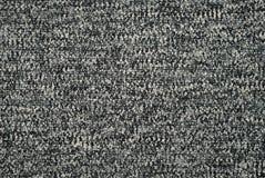 Fundo de uma lã cinzenta Imagens de Stock Royalty Free