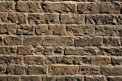 Fundo de uma parede de pedra Foto de Stock