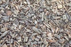 Fundo de varas de madeira velhas pequenas imagem de stock