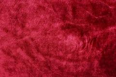 Fundo de veludo, textura, cor vermelha, luxo caro, tela, imagens de stock royalty free