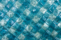 Fundo de vidro abstrato na galeria de arte da ilha de Bali, Indonésia foto de stock royalty free