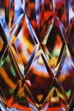 Fundo de vidro colorido do corte do sumário ilustração royalty free