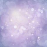 Fundo de Violet Lights Festive ilustração stock