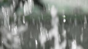 Fundo de waterdrops de queda vídeos de arquivo