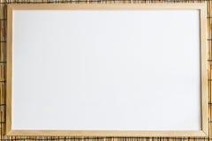 Fundo de Whiteboard Fotografia de Stock Royalty Free