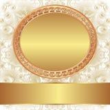 Fundo decorativo Imagens de Stock Royalty Free