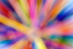 Fundo defocused abstrato colorido Fotografia de Stock