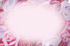 Fundo delicado dos botões cor-de-rosa, um de um grande grupo de floral Imagem de Stock Royalty Free