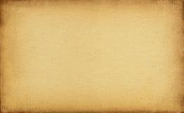 Fundo detalhado elevado de papel antigo. Fotografia de Stock Royalty Free