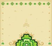 Fundo - dia do St. Patrick Imagem de Stock