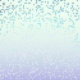 Fundo diagonal abstrato azul do teste padrão de mosaico da telha da listra - gráfico repetível ilustração do vetor