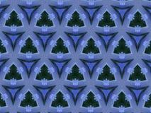 Fundo digital azul de Triangls imagens de stock royalty free