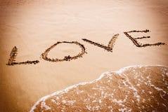 Fundo do AMOR para o dia de Valentim fotos de stock royalty free