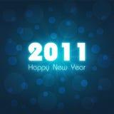 Fundo do ano novo Fotografia de Stock