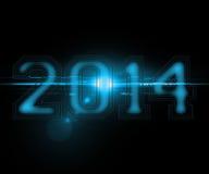Fundo do ano novo Imagens de Stock