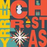Fundo do ano novo e do Feliz Natal Foto de Stock Royalty Free