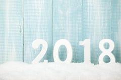 Fundo do ano novo feliz Foto de Stock
