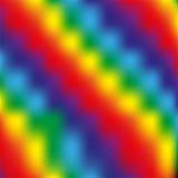 Fundo do arco-íris Fotos de Stock Royalty Free