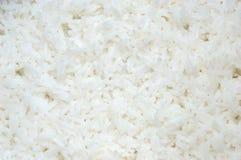 Fundo do arroz cozinhado fotografia de stock royalty free
