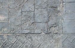 Fundo do assoalho do cimento Imagens de Stock Royalty Free