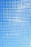Fundo do azul da ficção científica Fotografia de Stock Royalty Free